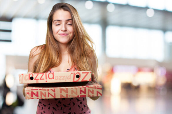 Marketing para pizzaria delivery