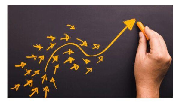 papel de líder para a empresa